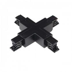 Kanlux 33247 TEAR N CON-X B Krížová spojka s konektormi L, L, R, R