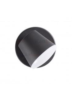 Kanlux 32530 DROMI LED EL-1 7W-GR Vonkajšie nástenné svietidlo