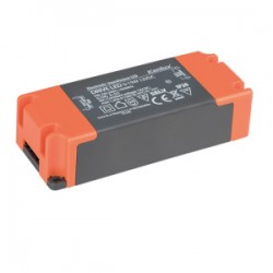 Kanlux 23860 DRIVE LED 0-15W Elektronický napäťový transformátor
