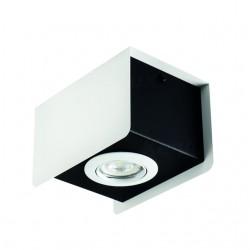 Kanlux 28460 TORIM DLP-50 W-B Prisadené stropné svietidlo