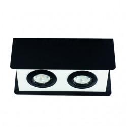 Kanlux 28463 TORIM DLP-250 B-W Prisadené stropné svietidlo