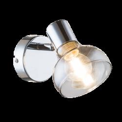 Elmark 955ADDY1W/CH ADDY, Nástenné bodové svietidlo