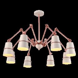 Elmark 955SPIDER8/WH SPIDER, Závesné svietidlo