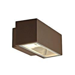 Schrack Technik  LI232487  BOX UP/DOWN, Vonkajšie nástenné svietidlo