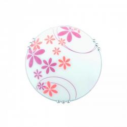 Elmark 951930-9OR FLOWER, Stropné svietidlo