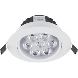Nowodvorski 5960 CEILING LED 7W, Bodové svietidlo