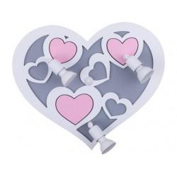 Nowodvorski 9064 HEART, Nástenné svietidlo