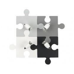 Nowodvorski 9728 Puzzle, Stropné svietidlo