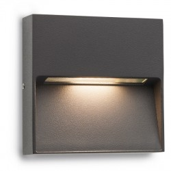 REDO 9151 EVEN, Vonkajšie nástenné svietidlo