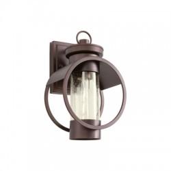 REDO 9571 COMPASS, Vonkajšie nástenné svietidlo