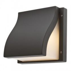 REDO 9890 BOOK, Vonkajšie nástenné svietidlo