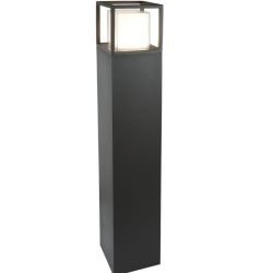 Searchlight 3843-900GY OHIO, Vonkajšie stojanové svietidlo