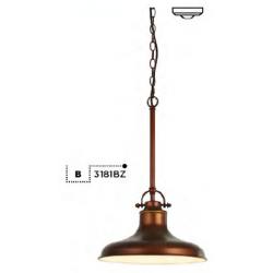 Searchlight 3181BZ DALLAS, Závesné svietidlo