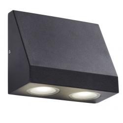 Searchlight 2042-2BK Outdoor, Vonkajšie nástenné svietidlo