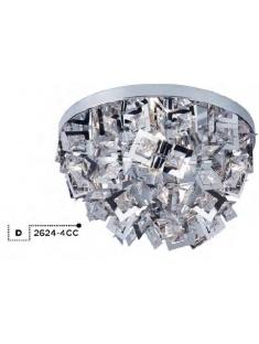 Searchlight 2624-4CC NOVA, Stropné svietidlo