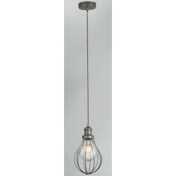 Searchlight  1381-1PW Balloon Cage, Závesné svietidlo