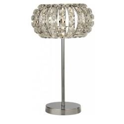 Searchlight EU5817CC Marilyn, stolové svietidlo