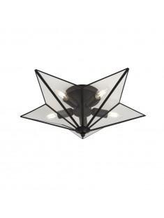 Saerchlight 9085-5BK Star, stropné svietidlo