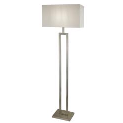 Searchlight EU2330SS Floor Lamp, Stojanové svietidlo