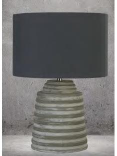 Searchlight  EU9621GY LIANA, Stolové svietidlo