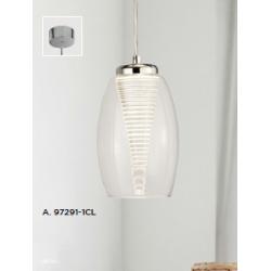 Searchlight 97291-1CL CYCLONE, Závesné svietidlo