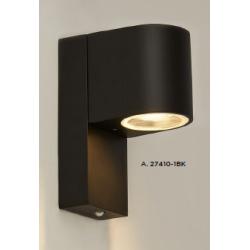 Searchlight 27410-1BK OUTDOOR, Vonkajšie nástenné svietidlo