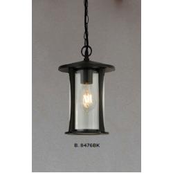 Searchlight 8476BK PAGODA, Vonkajšie závesné svietidlo