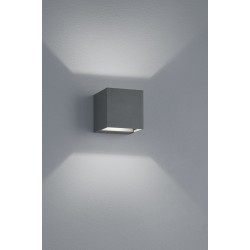 TRIO LIGHTING FOR YOU 226860242 ADAJA, Vonkajšie nástenné svietidlo