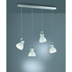 TRIO LIGHTING FOR 301500407 GINELLI, Závesné svietidlo