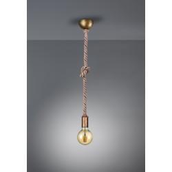 TRIO LIGHTING FOR YOU 310100104 Rope, Závesné svietidlo