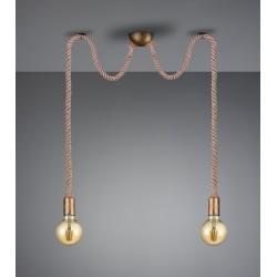 TRIO LIGHTING FOR YOU 310100204 Rope, Závesné svietidlo