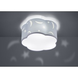 TRIO LIGHTING FOR YOU 602300345 Moony, Stropné svietidlo