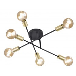 TRIO LIGHTING FOR YOU 606700632 CROSS Stropné svietidlo