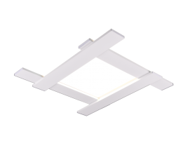 TRIO LIGHTING FOR 675510531 BELFAST, Stropné svietidlo