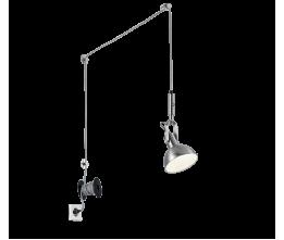 TRIO LIGHTING FOR 305170107 CARLOTTA, Závesné svietidlo