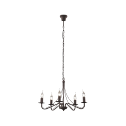 TRIO LIGHTING FOR YOU R1198-24 COUNTRY, Luster