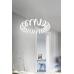 TRIO LIGHTING FOR 325110131 CURL, Závesné svietidlo