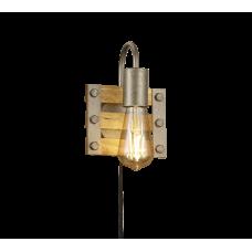 TRIO LIGHTING FOR 205570167 KHAN, Nástenné svietidlo