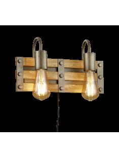 TRIO LIGHTING FOR 205570267 KHAN, Nástenné svietidlo