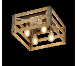 TRIO LIGHTING FOR 605500467 KHAN, Stropné svietidlo