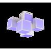 TRIO LIGHTING FOR 652810531 OSCAR, Stropné svietidlo
