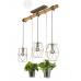 TRIO LIGHTING FOR 301000367 PLANT, Závesné svietidlo