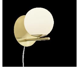 TRIO LIGHTING FOR 202000108 PURE, Nástenné svietidlo
