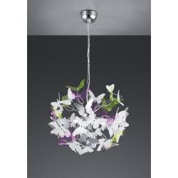 TRIO LIGHTING FOR YOU R30214017 BUTTERFLY, Závesné svietidlo