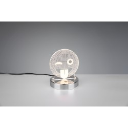 TRIO LIGHTING FOR YOU R52641106 Smiley, Stolové svietidlo