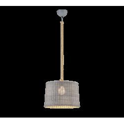 TRIO LIGHTING FOR 310900111 ROTIN, Závesné svietidlo
