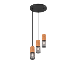 TRIO LIGHTING FOR 304330332 TOSH, Závesné svietidlo