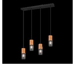 TRIO LIGHTING FOR 304300432 TOSH, Závesné svietidlo