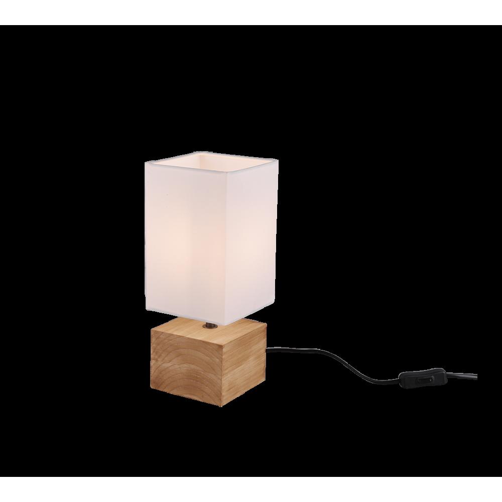 TRIO LIGHTING FOR YOU R50171030 WOODY, Stolné svietidlo