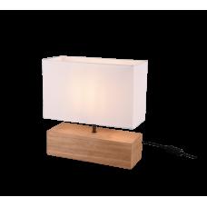 TRIO LIGHTING FOR YOU R50181030 WOODY, Stolné svietidlo